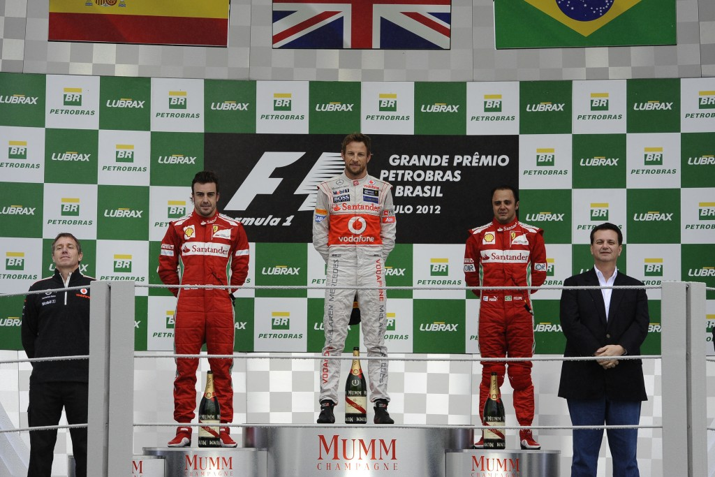 GP BRASILE F1/2012 - INTERLAGOS 25/11/2012 - © FOTO STUDIO COLOMBO