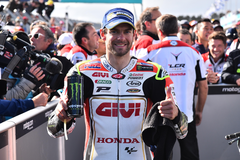 CAL CRUTCHLOW GBR LCR HONDA HONDA MotoGP GP Australia 2016 (Circuit Phillip Island) 21-23/10.2016 photo: MICHELIN