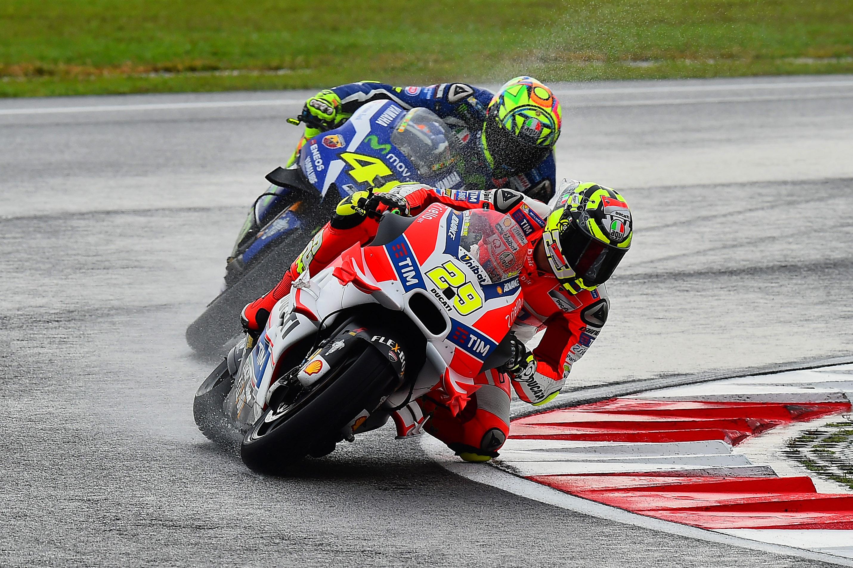 IANNONE Andrea (ITA) Ducati Racing Team Ducati MotoGP