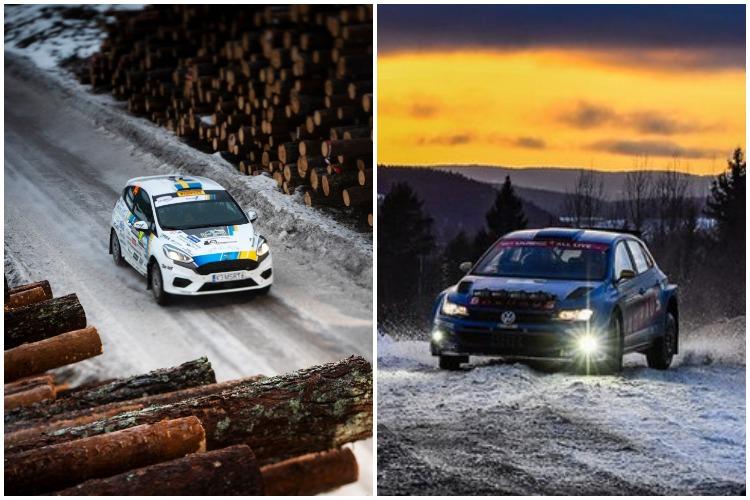 WRC2-JuniorWRC Rally Sweden 2019